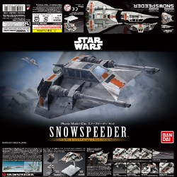 Star Wars: 1/48 and 1/144 Snowspeeder Plastic Model Kit