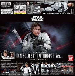 Star Wars: 1/12 Han Solo Stormtrooper