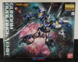 1/100 Gundam Avalanche Exia GN-001/hs-A01O MG Model Kit