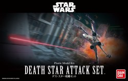 Star Wars: 1/144 Death Star Attack Set