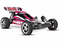 1/10 Bandit XL-5 2WD Brushed RC Buggy - Pink