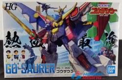 1/300 Go Saurer HG Gundam Model Kit