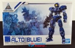 1/144 #03 Alto (Blue) 30MM Gundam Model Kit