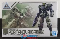 1/144 #04 Portanovs (Green) 30 MM Gundam Model Kit