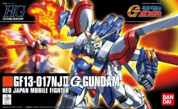 "1/144 #110 God Gundam ""G Gundam"" HG FC Model Kit"