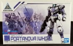 1/144 #12 Portanova (White) bExm-15 30MM Gundam Model Kit