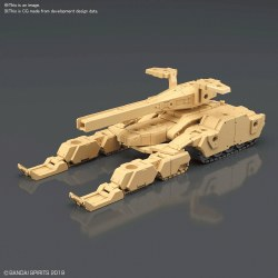 1/144 #04 Tank ( Brown) 30 MM Model Kit