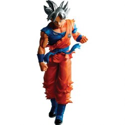 Dragon Ball Heroes: Son Goku {Ultra Instinct} Ichiban Figure
