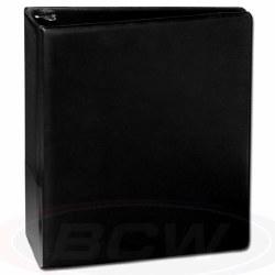 "Binder: 2"" Album: Black"