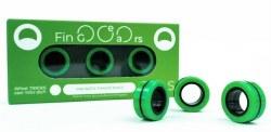 FinGears: Small Green-Black
