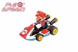 Mario Kart 8- Mario Pullback