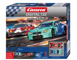 "Digital 132: ""GT Race Stars"" Slotcar Set"