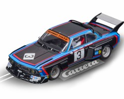"BMW CSL ""3"" from the 6 hour 1976 Silvertone"