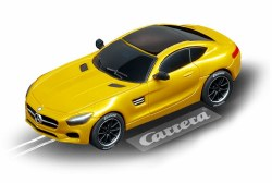 GO!: Mercedes AMG GT Coupe Solarbeam Slot Car
