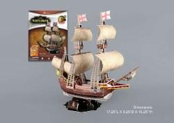 Mayflower Ship 3D Foam 111pc