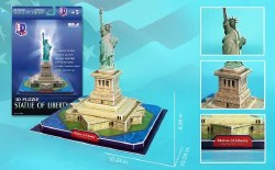 Statue of Liberty Foam 3D 39pc