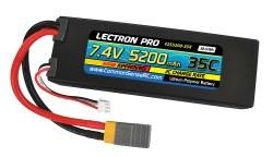 7.4V 5200mAh 35c Lipo Trx