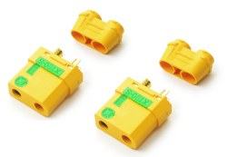 XT 90 Anti-Spark Connectors - 2pk Female