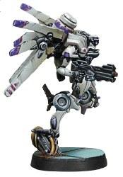 Infinity: ALEPH Garuda Tactbots (Spitfire)
