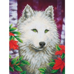 Diamondotz: White Wolf