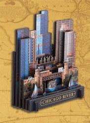 Stratascape: Chicago River