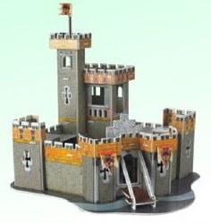 Fantasy Castle 1 - 3D (37 pcs)