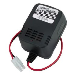 7.2V 800mAh Ni-Cd Wall Charger (AC)