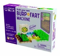 Build Your Own Burp 'n Fart Machine