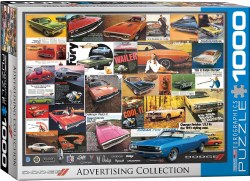 Dodge Advertising Collection - 1000pc