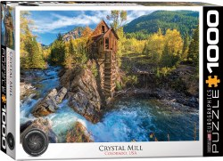 Crystal Mill - 1000 pc
