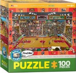 Spot & Find: Basketball - 100pc