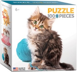 Cat with Wool - 100pc