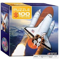 Space Shuttle Atlantis - 100pc