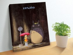 Meeting Totoro Artboard Puzzle- 366pc
