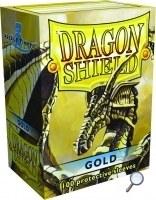 Dragon Shield - Gold (100)