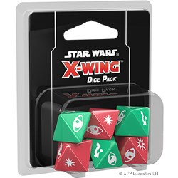 X-Wing 2: Dice pack