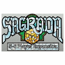 Sagrada 5-6 Player Expansion