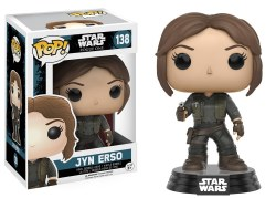 Pop! BH: SW: Rogue 1: Jyn Erso