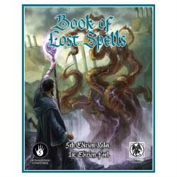 5E: Book of Lost Spells