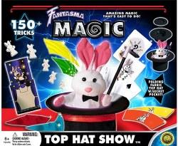 150 trick Top Hat Show