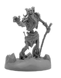 D&D 5th: Icewind Dale: Rime of the Frostmaiden Frost Giant Skeleton