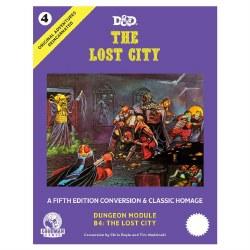 5E: OAR#4: The Lost City