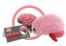 Brain Organ Plush