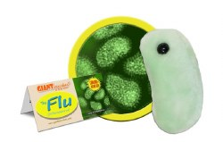 Flu Plush