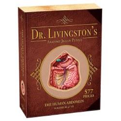 Shaped: Dr. Livingston: Human Abdomen - 577pc