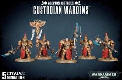 Adeptus Custodes: Custodian Wardens