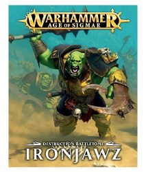 Age of Sigmar Battletome: IronJawz