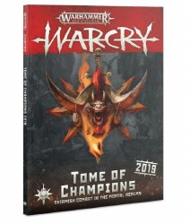 Age of Sigmar: Warcry: Tome of Champions 2019