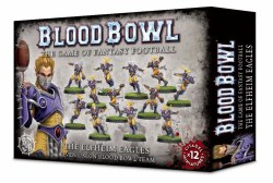 Blood Bowl: The Elfheim Eagles - Elven Union Blood Bowl Team