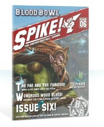 Blood Bowl: Spike Journal Issue 6